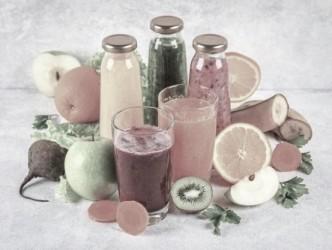 Jugos urativos ricos en vitamina A